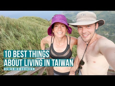 10 Best Things About Living In Taiwan (As An American!) 🇹🇼