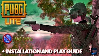 How to play PUBG Lite for free on PC! (Proxifier) / PUBG