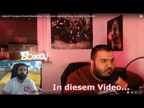 YouTube BEEF eskaliert? 'Türken sind NEIDISCH auf Araber' - Ex-Banditos Mitglied FÄHRT zu Sharo45