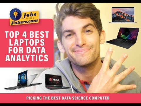 Top 4 Best Laptops for Data Analysts