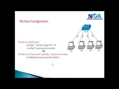CCNP Switch (300 - 115) version 2.0: BPdu gaurd and filter