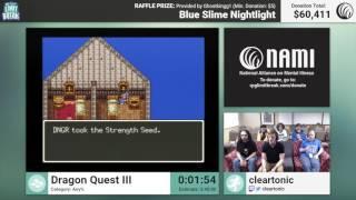 Dragon Quest III by cleartonic (RPG Limit Break 2016 Part 38)