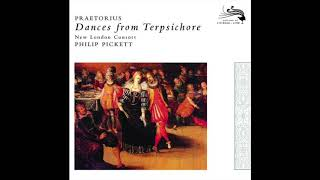 Michael Praetorius  Dances from Terspsichore (1612)