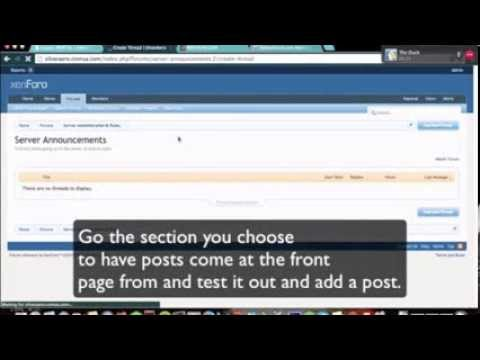 How To Install A Xenforo Add-on (XenPorta Add-on)