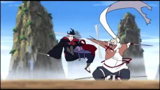 【AMV】Naruto   Sasuke vs Killer Bee