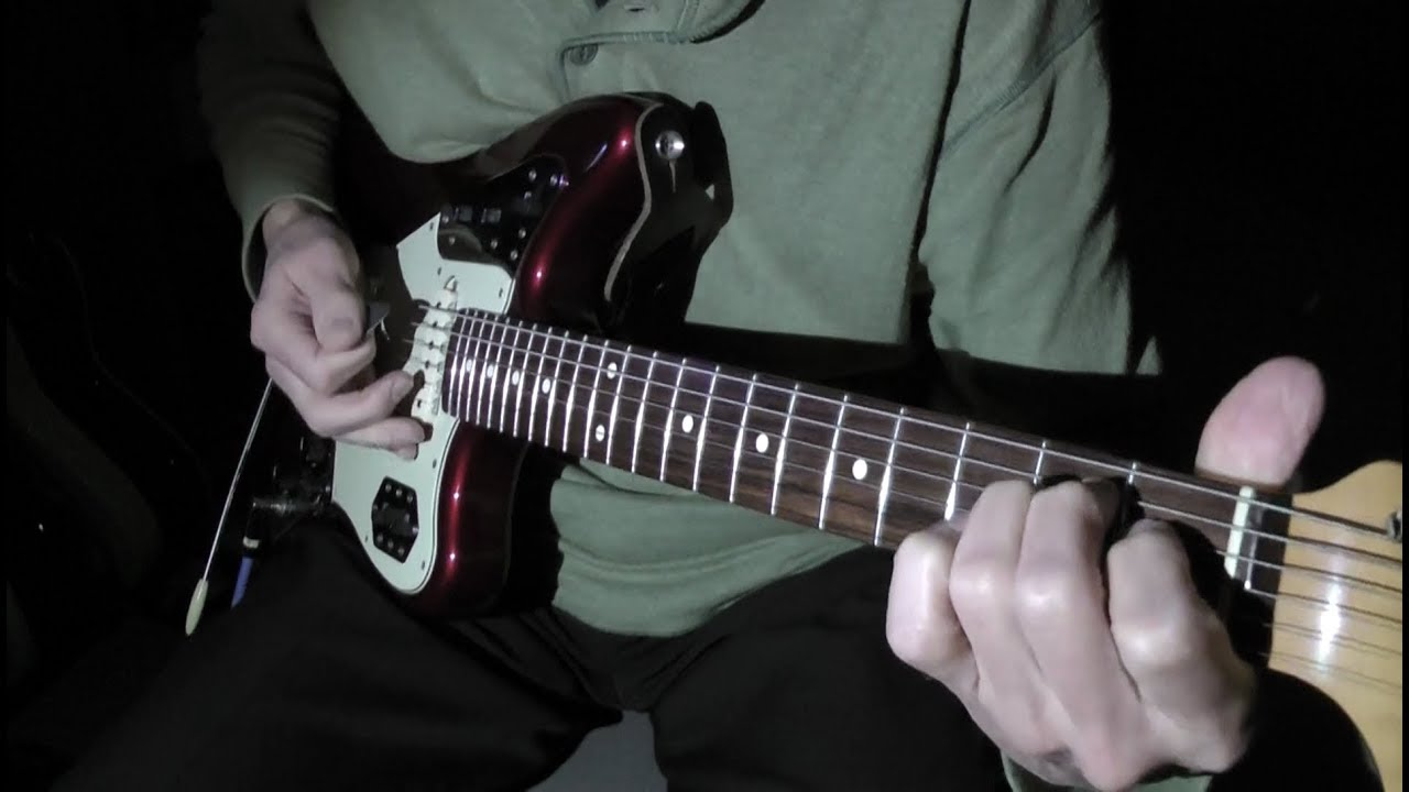 how to play midnight rider guitar solo