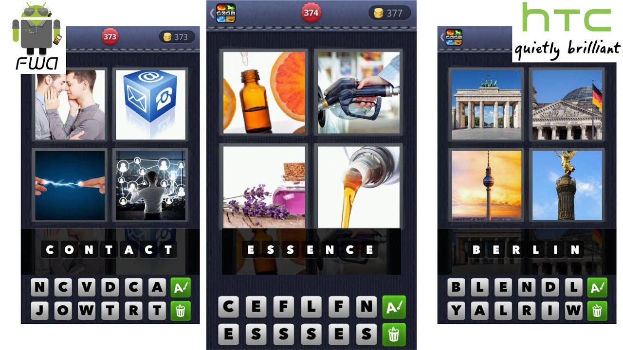 4 images 1 mot niveau 331 420 apple android for Cuisinier 4 images 1 mot
