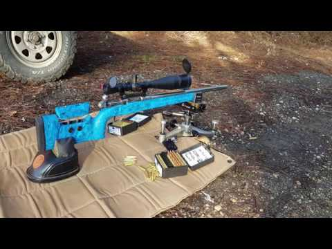 222 Remington @ 500m / 547 Yards