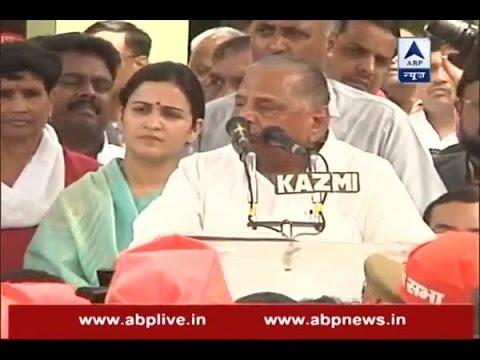Mulayam Singh Yadav uses Muslim card before polls