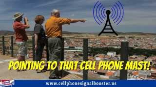 Cell Phone Booster For Home | weBoost 472205 / Connect 3G Yagi