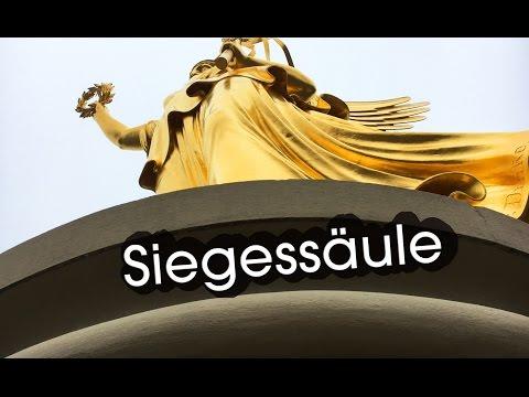 Sightseeing in Berlin | Siegessäule | The Victory Column