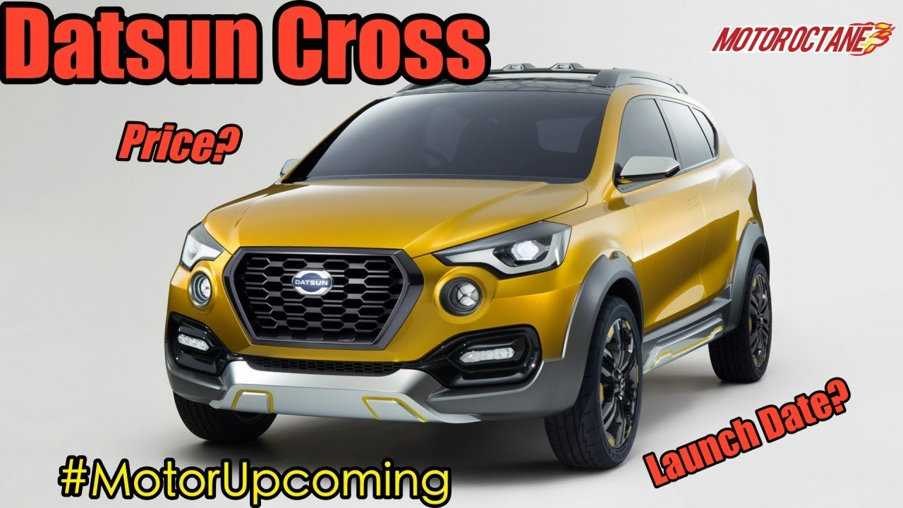Datsun Go Cross Price in India, Launch Date in Hindi ...