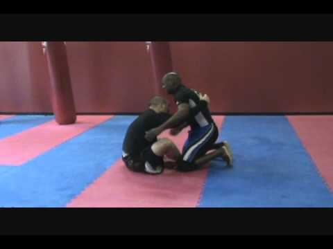 Butterfly Guard Pass with BJJ Black Belt
