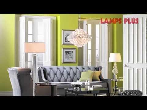 Emerald Green Decor - Living Room Interior Design Trends - Color Tips - Lamps Plus