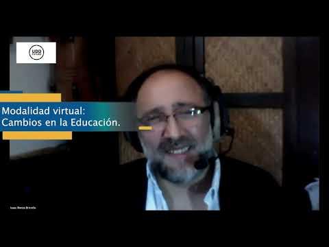 Diálogos Docentes en tiempos de pandemia - Javiera Larraín y Renzo Briceño