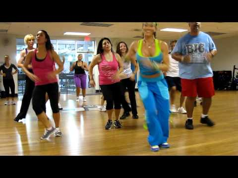 Zumba with Leah - Cachondea