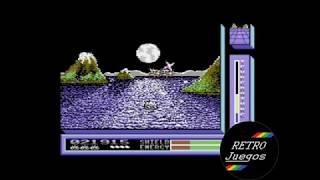 UFO (Commodore 64) - Review por RETROJuegos de Fabio Didone