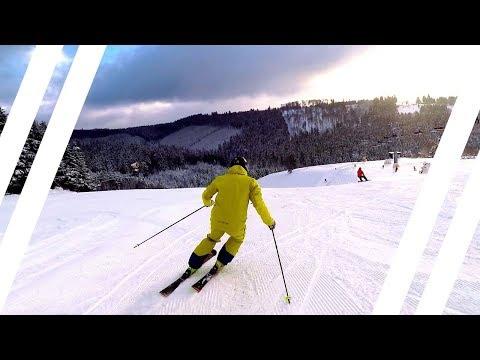 // Skifahren im Sauerland? POSTWIESE in Neuastenberg bei Winterberg im TEST!