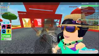Becoming an online Bully in Roblox