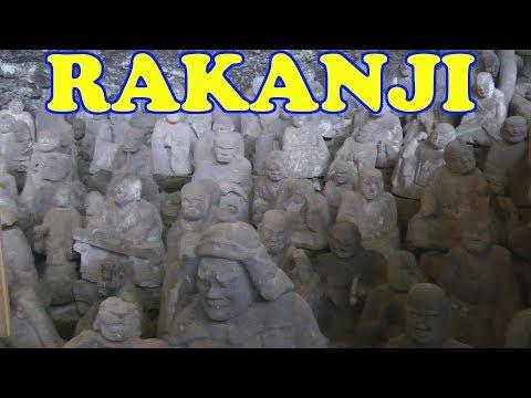 Rakanji Temple, Nakatsu Oita - 羅漢寺●大分中津市 - Japan As It Truly Is
