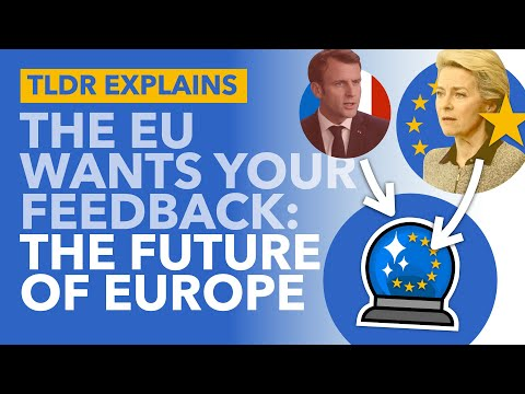 What's the Future of the European Union? The EU Wants Your Ideas - TLDR News