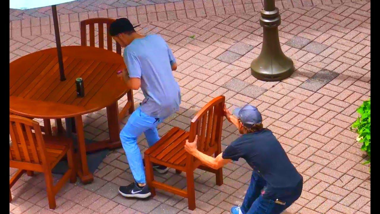 Chair Pulling Prank Part 2 Doovi