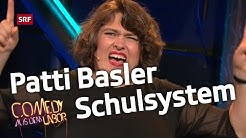 Patti Basler: Schulsystem | Comedy aus dem Labor | SRF Comedy