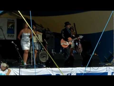 Fred Eaglesmith - Water In The Fuel at Live From the Rock Folk Fest 2012