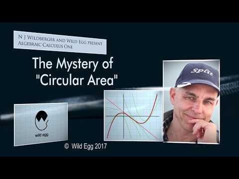 "AlgCalcOne: The Mystery of ""Circular Area"""