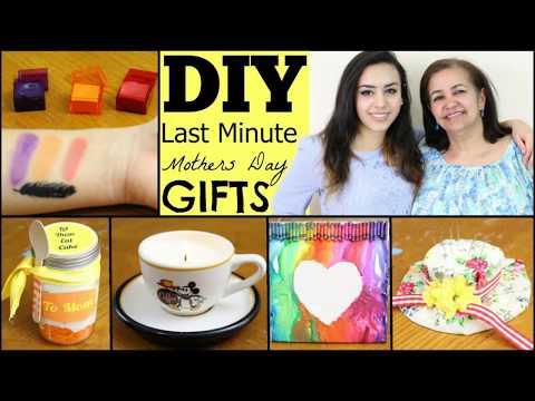 Easy Diy Birthday Gifts For Mom