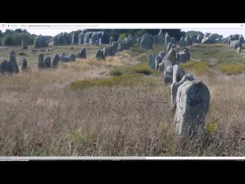 The Baffling Carnac Stones Of France
