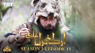 Ertugrul Ghazi Urdu | Episode 11| Season 3