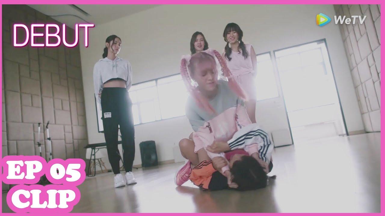 Clip | DEBUT- Tập 05 (Vietsub) | Siêu Phẩm Phim 2021 | WeTV
