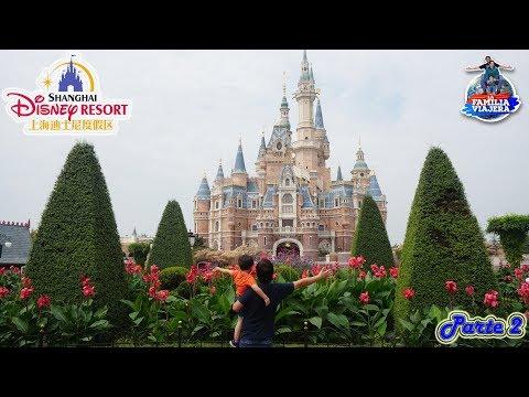 Disneyland Shanghai, viviendo un sueño - China