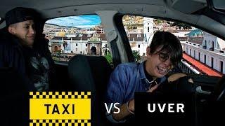 TAXI vs UBER │ KikeJav