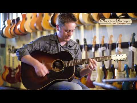 1944 Gibson J-45 played by Jake Workman