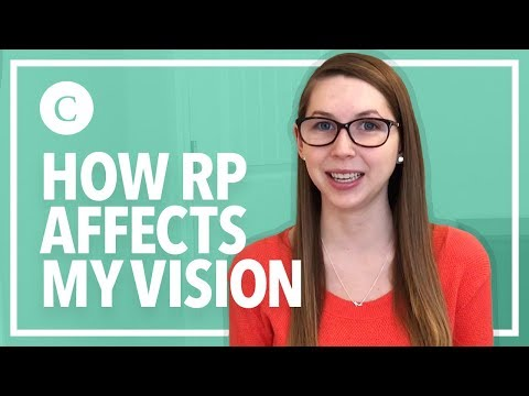 How Retinitis Pigmentosa Affects My Vision