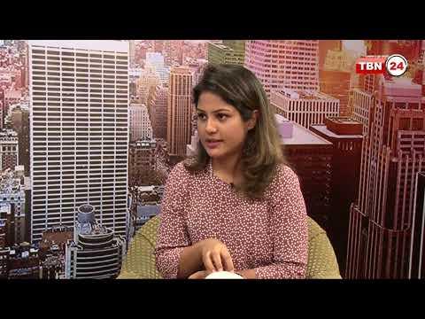 TBN24 Special  Talk Shows Kazi Mahua With Sultana Rahman