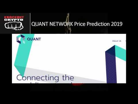 QUANT ( QNT ) PRICE PREDICTION & REVIEW | PRICE GOING MOON