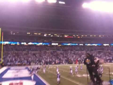 2009 Colts vs New England - Game Winning Touchdown Pass!!!