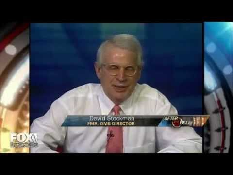 Reagans OMB Director Stockman Romney Can't Say He Learned How to Create Jobs in LBO Business.flv