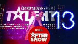 AFTER SHOW #13 – ČESKO SLOVENSKO MÁ TALENT 2019