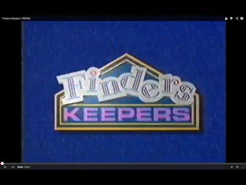 Finders Keepers 1993/94