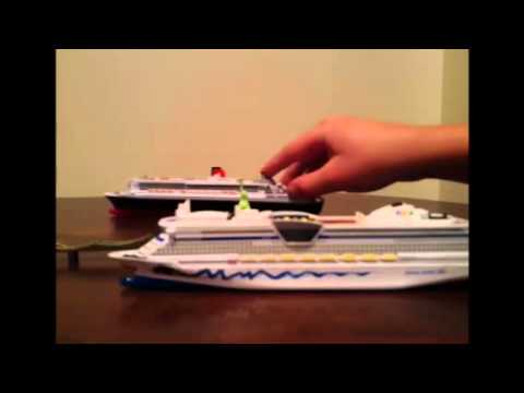 The sinking of the queen mary 2