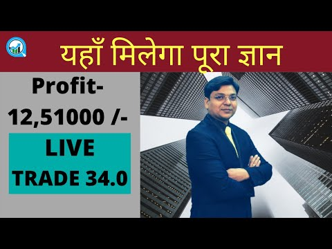 Live Trading Expertise || 34.0 || #OnlineTradingTrainer #YoutubeLive.