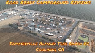 Road Ready Campground Review | Sommerville Almond Tree RV Park | Coalinga CA