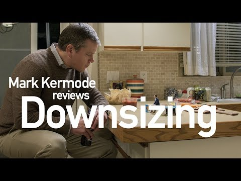 Downsizing reviewed by Mark Kermode