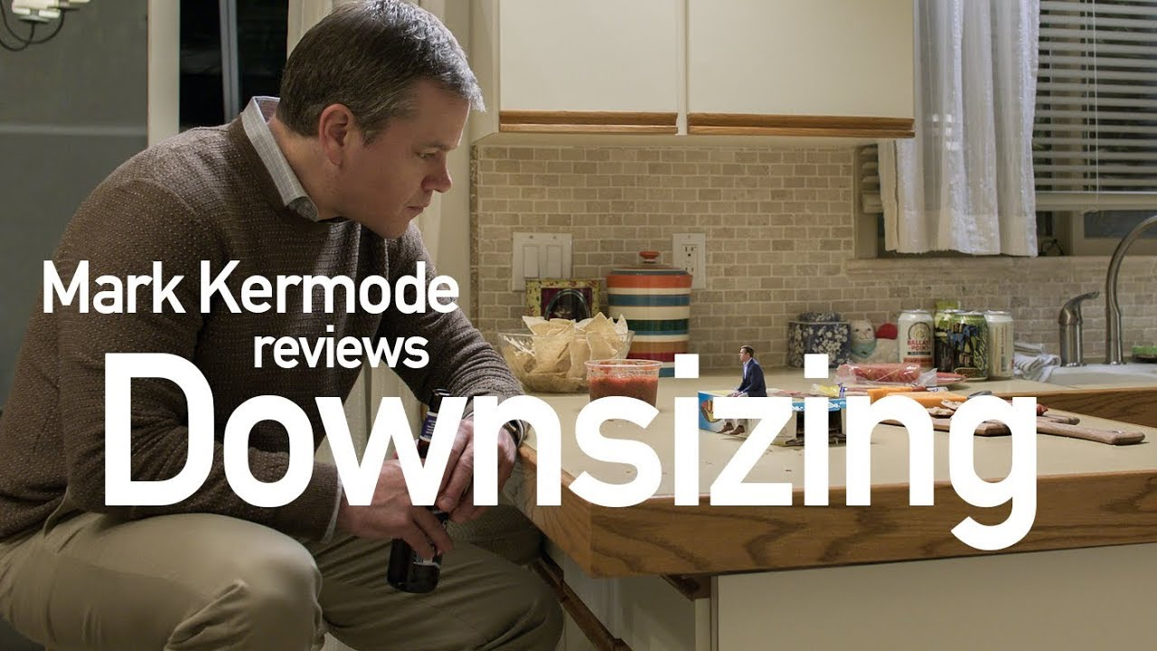 Download Downsizing reviewed by Mark Kermode