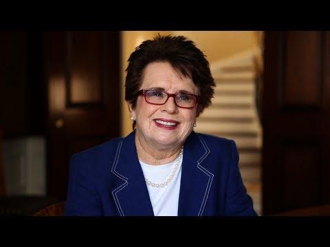 Obama Pride: Billie Jean King