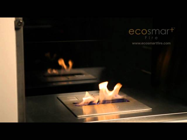EcoSmart Fire Fusion Design Fireplace